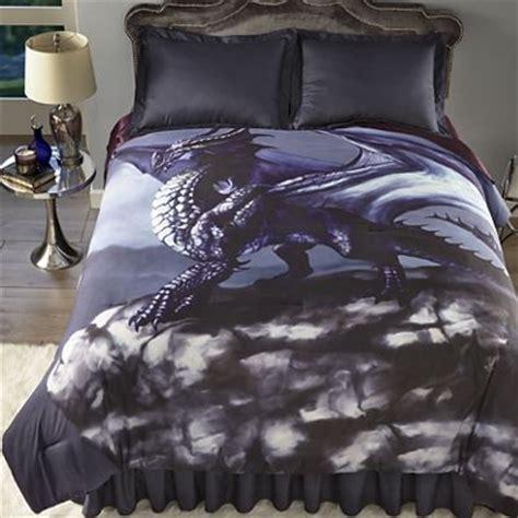 ethereal dragon comforter set  seventh avenue