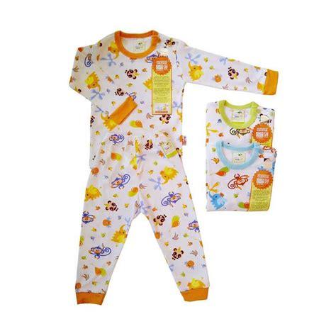 Harga Baju Bayi Merk Velvet Junior jual velvet junior orange biru hijau setelan piyama bayi