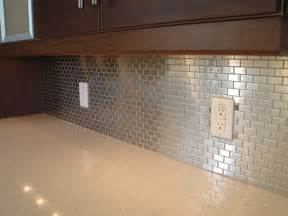 stainless steel backsplash kitchen backsplash mosaics tie stainless finishes to wood tones in kitchen pictures to pin on