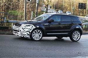 2015 Range Rover Evoque spied: how to facelift the ...