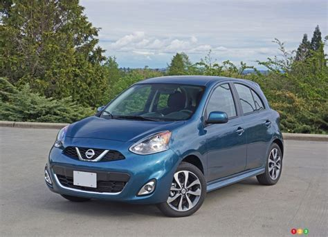 2016 Nissan Micra SR doesn't cease to amaze | Car Reviews ...