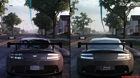 Kaos One One Graphic 5 the crew xbox 360 vs xbox one graphics comparison