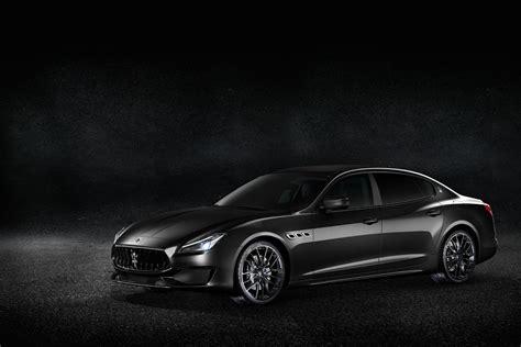 Maserati Quattroporte Wallpapers by 2018 Maserati Quattroporte Nerissimo Edition Wallpaper And