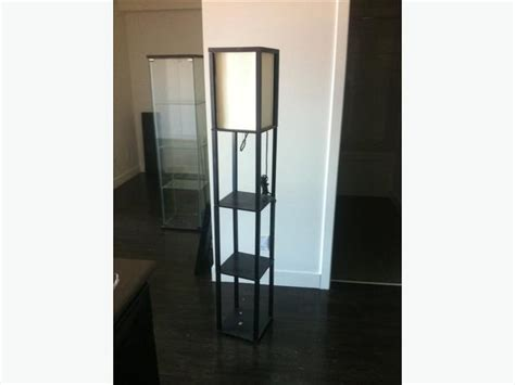 Tall Corner Lamp With Shelves For Storage Victoria City