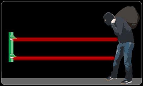 roboguard outdoor security beams diy security