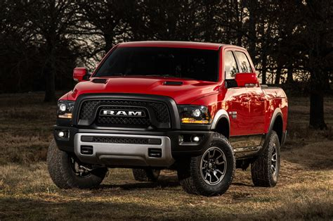 2015 Ram 1500 Rebel Off Road Trim Debuts in Detroit