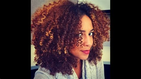 Color Treated Natural Hair