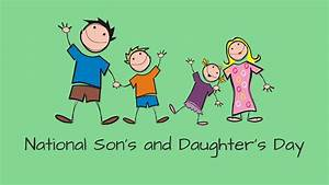 Son's and D... Daughters Day