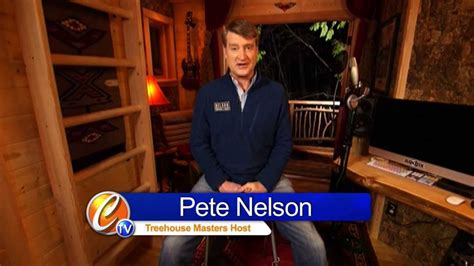 treehouse masters pete nelson  youtube