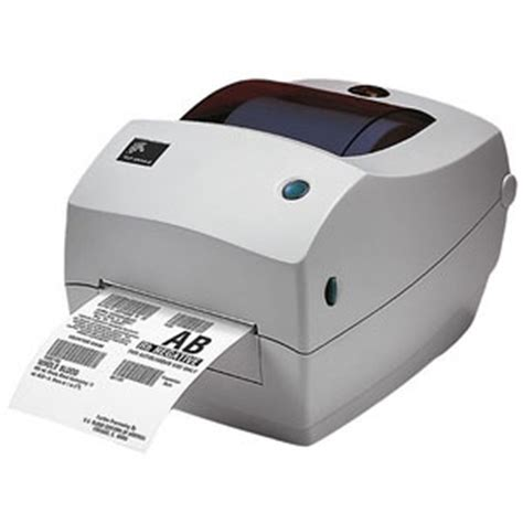 The zebra tlp2844 label printer works with many types of printing and labeling business uses including: ZEBRA BARCODE PRINTER TLP 2844 DRIVER