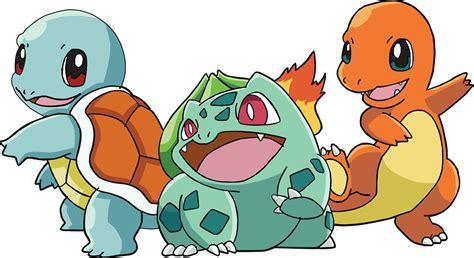 Pokemon Starters Vectors On Behance