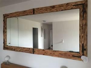 Große Spiegel Mit Rahmen : die besten 17 ideen zu paletten spiegel auf pinterest ~ Michelbontemps.com Haus und Dekorationen