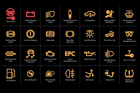 vehicle warning lights car dashboard light symbols impremedia net