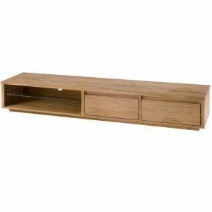 Meuble Tv Bas Et Long : meuble tv bas long bois ~ Teatrodelosmanantiales.com Idées de Décoration