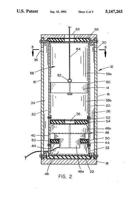 Patent US5147263 - Pneumatic weight lift assist apparatus