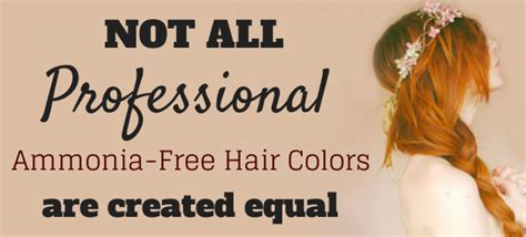 Best Professional Ammonia Free Hair Color 2014