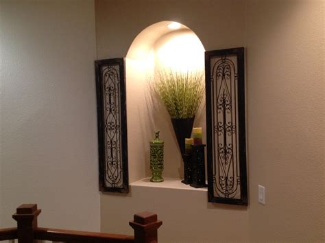 Home Decor Niche : Wall Niche Decorating Ideas