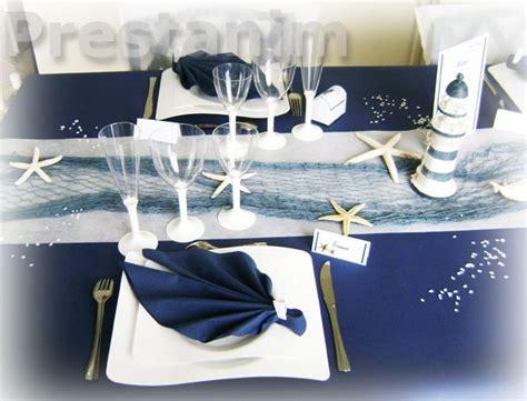 d 233 coration th 232 me mer assiettes vague jetable et pliage de serviette marine marin