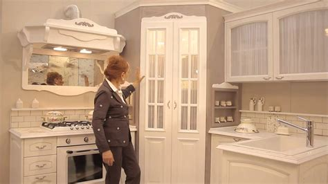 Copridivano Angolare Shabby : Cucina Angolare Shabby Chic_l'arte Di Mastro Geppetto