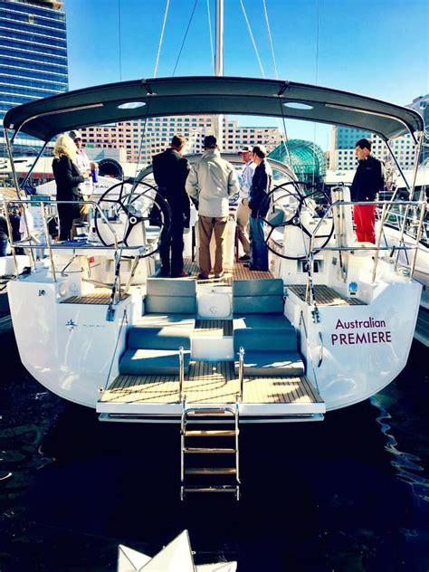 Nautique Boats Sydney by Bilan Du Salon Nautique De Sydney 2016 Jeanneau