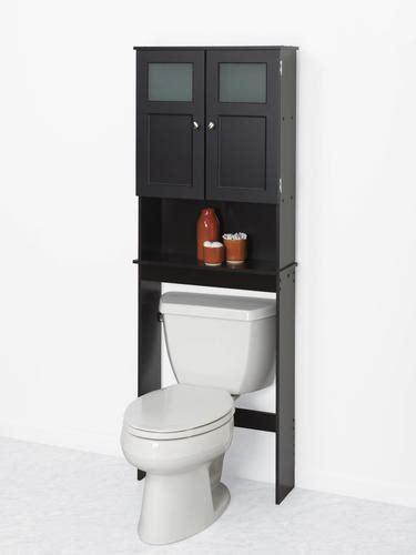 zenna home    espresso bathroom spacesaver