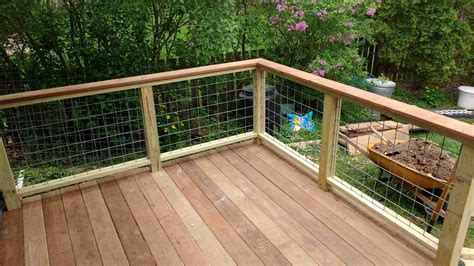cheap wire fencing plastic exterior simple banister deck railing ideas