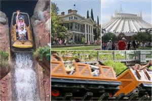 Most Popular Disneyland Rides