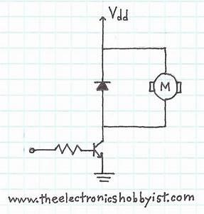 Arduino Motor Control For The Spinning Night Light