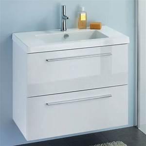 Meuble vasque salle de bain 40 cm profondeur salle de for Meuble vasque salle de bain 40 cm profondeur