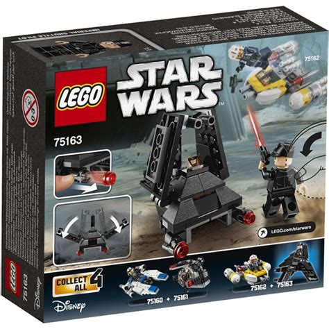 75163 LEGO Star Wars Krennic's Imperial Shuttle - LEGO ...