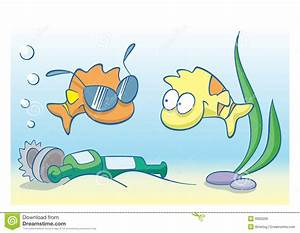 Sea Pollution Royalty Free Stock Image - Image: 9920256