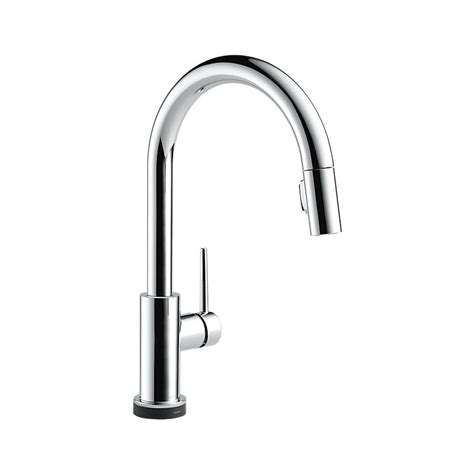 9159t dst trinsic 174 single handle pull down kitchen faucet