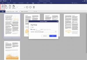 how to extract pages from pdf easily and quickly With pdf document extract pages