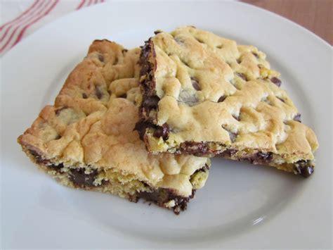 lazy cookie bars keeprecipes  universal recipe box