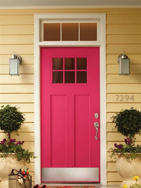 home depot front entry doors front door and plant color combos hgtv