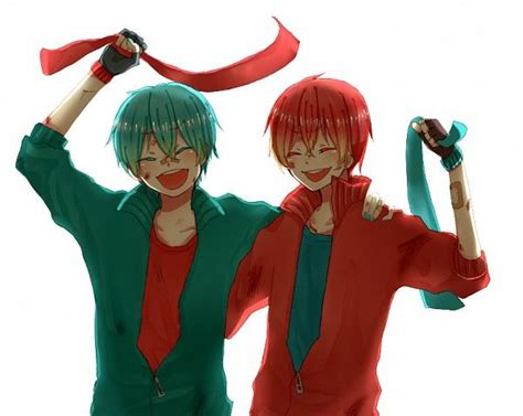 Laughing, Fingerless Gloves, Happy Tree Friends
