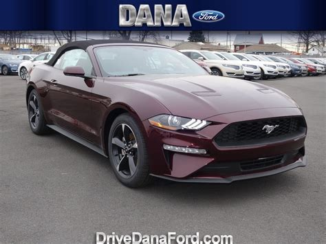 ford mustang ecoboost 2018 new 2018 ford mustang ecoboost convertible in staten