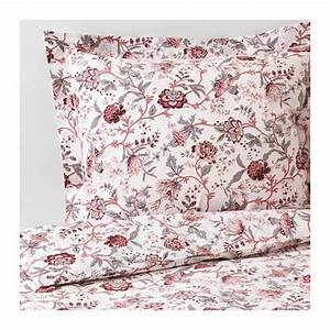 Ikea Bettwäsche 240x220 : spr ng rt p slakan 2 rngott 240x220 50x60 cm ikea ~ Eleganceandgraceweddings.com Haus und Dekorationen
