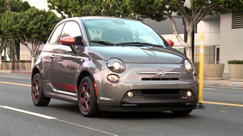 What Is A Fiat by Drive 2014 Fiat 500 Electric
