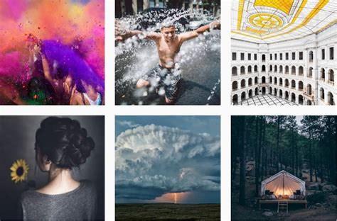top  instagram accounts  fine art photographers