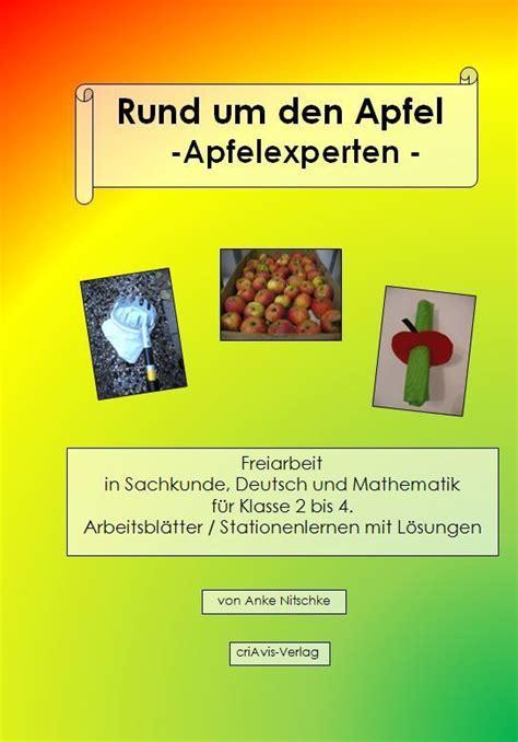 Rund Um Den Apfel  Apfelexperten  Buch Criavisverlag