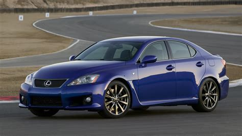 It's Time To Make A Case For The Lexus Is F