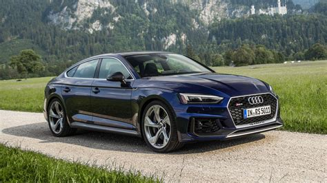 2019 Audi Rs5 Sportback A Nearperfect Performance All