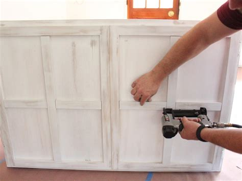 Turn A Kitchen Cabinet Into A Flatscreen Tv Cover  Hgtv