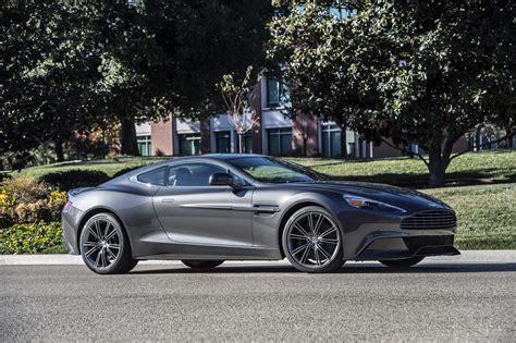 2016 Aston Martin Vanquish Review, Ratings, Specs, Prices