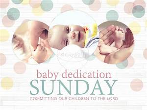 Baby Dedication Ministry Powerpoint C Powerpoint Sermons
