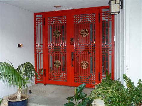 chinese gate drion construction