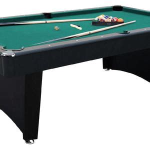 7 foot pool table reviews md sports fulton 7 ft billiard table with bonus cue rack