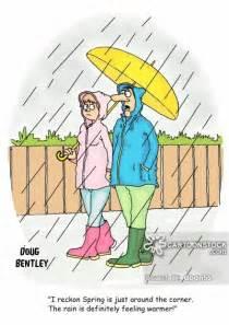 Funny April Showers Cartoons