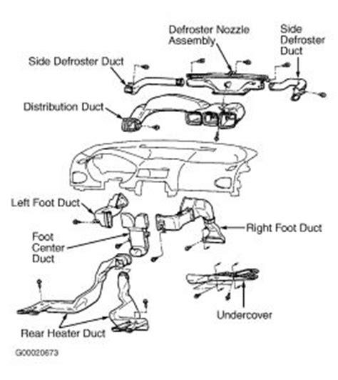 2001 mitsubishi galant problems 01 galant heater diagrams 25 wiring diagram images
